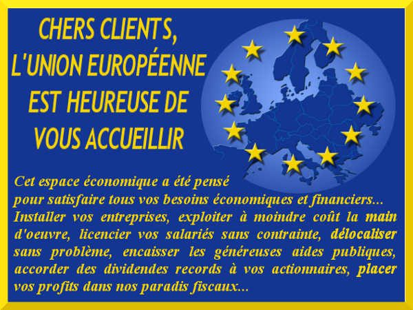 Europe-pour-multinationales-Avenir-travail